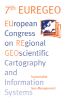 7° Congresso Europeo di Cartografia Geoscientifica EUREGEO