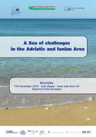 A Sea of challenges  in the Adriatic and Ionian Area
