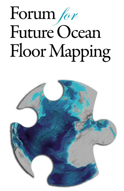GEBCO Forum for the future of ocean floor mapping