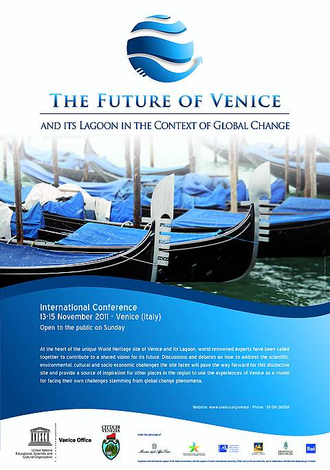 The future of Venice and its Lagoon in the context of Global Change