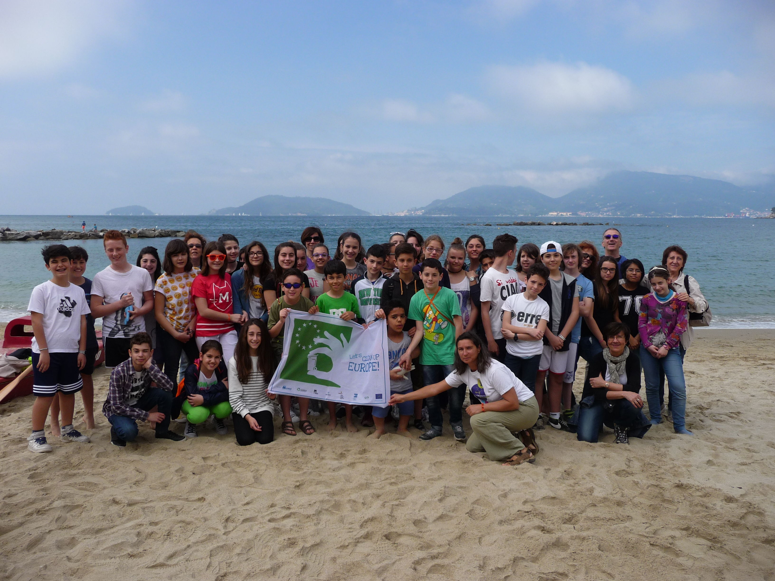 European Clean-Up Day - Lerici (SP)