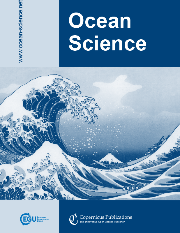 Special Issue di Ocean Science
