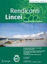 "Volume speciale dei Rendiconti Lincei  ""Environmental Changes in the Arctic: an Italian Perspective"""