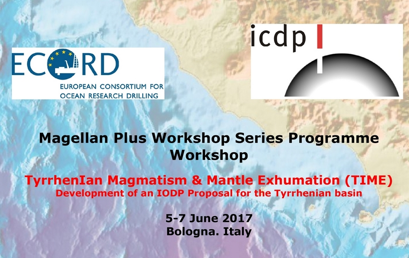 Tyrrhenian Magmatism & Mantle Exhumation (TIME) by ECORD and ICDP