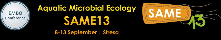 Same13 – Symposium on Aquatic Microbial Ecology