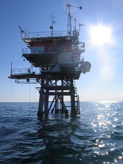 Aqua Alta Oceanographic Tower